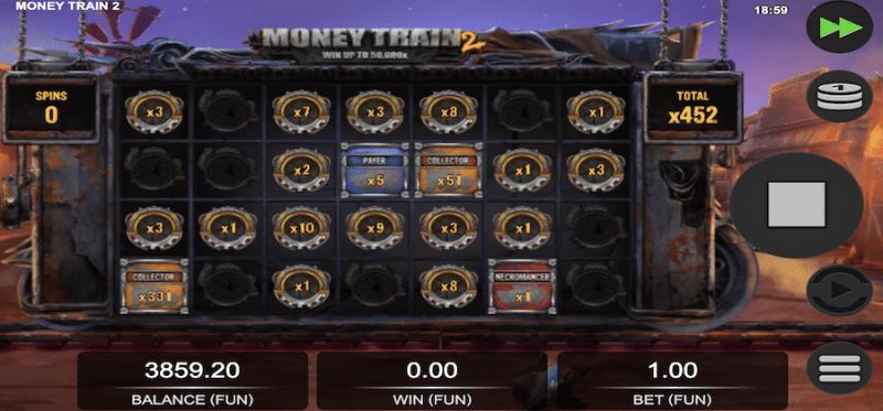 Money Cart Bonus Feature