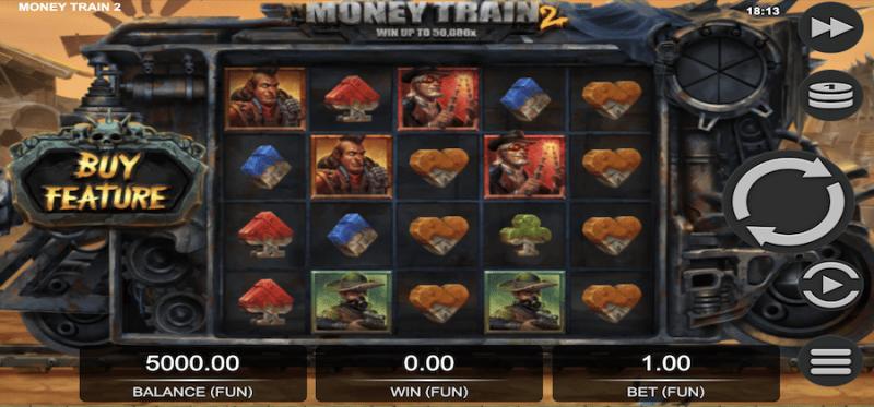 Money Train 2 Main Game