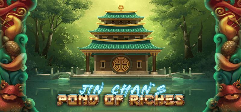 Jin Chan's Pond of Riches Logo
