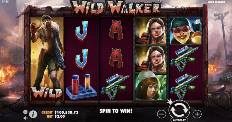 Wild Walker Main Game