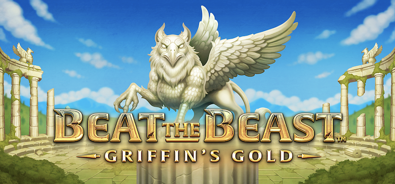 Beat the Beast: Griffin's Gold Logo