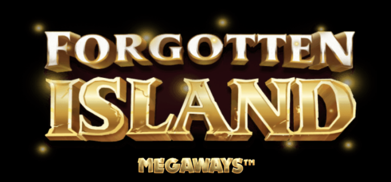 Forgotten Island Megaways Logo