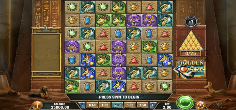 Golden Osiris Base Game