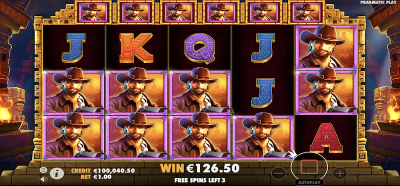 John Hunter and the Mayan Gods Free Spins