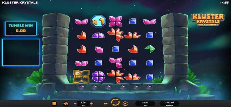 Kluster Krystals Megaclusters Main Game