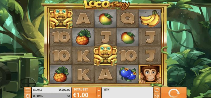 Loco the Monkey Base Game
