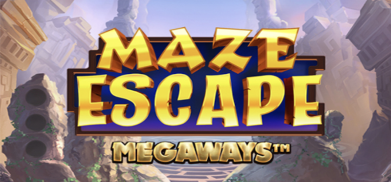 Maze Escape Megaways Logo