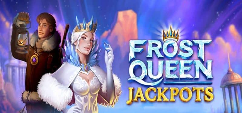 Frost Queen Jackpots Logo
