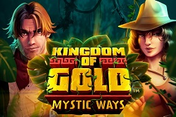 Kingdom Of Gold Mystic Ways slot