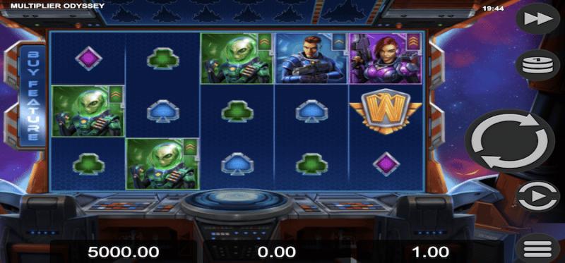 Multiplier Odyssey Base Game