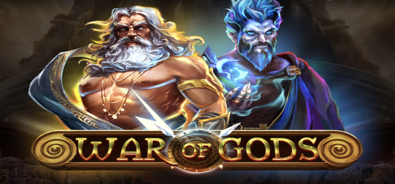 War of Gods Logo