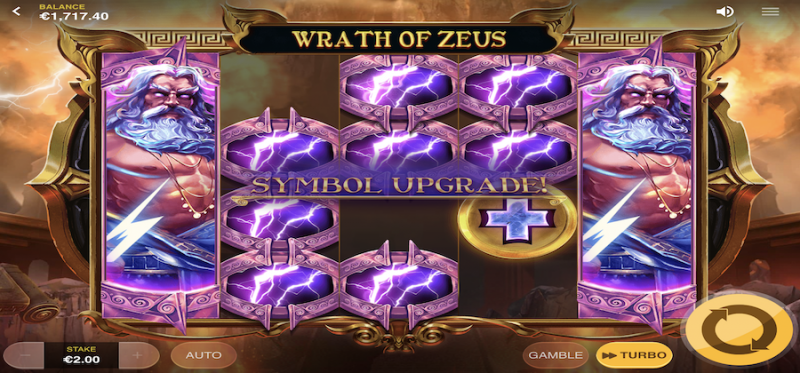 War of Gods - Wrath of Zeus Feature