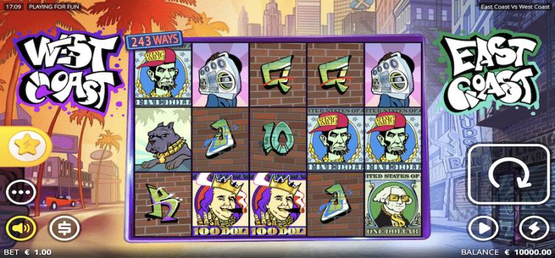 Online Slot Nolimit City - Base Game