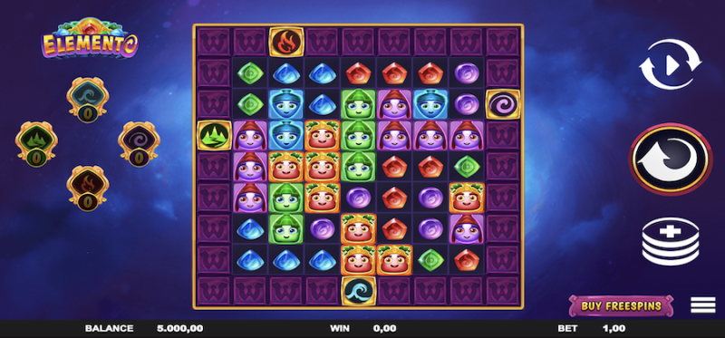 Elemento Base Game