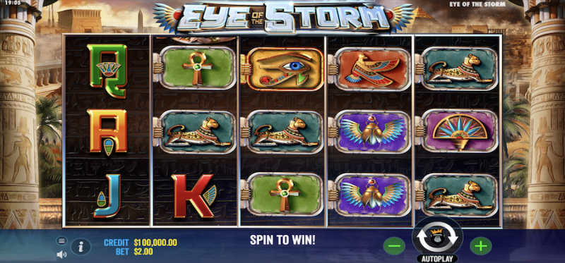 Eye of the Storm Main Game