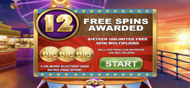 Pop Free Spins
