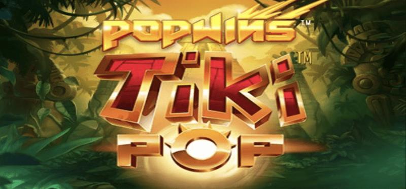 TikiPop Banner