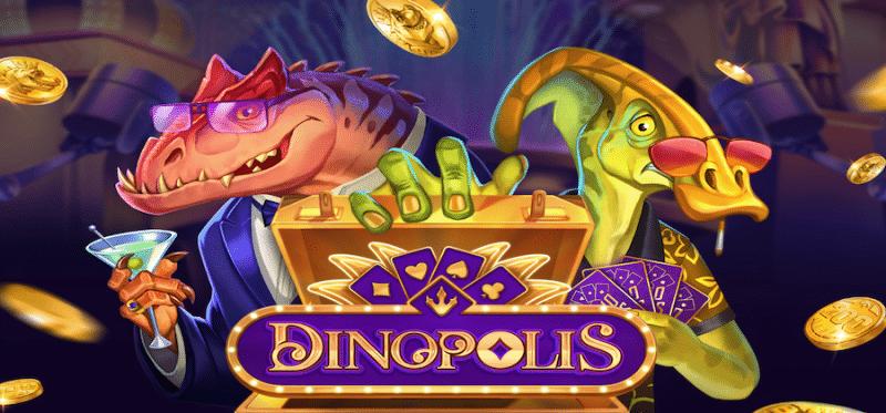 Dinopolis Banner