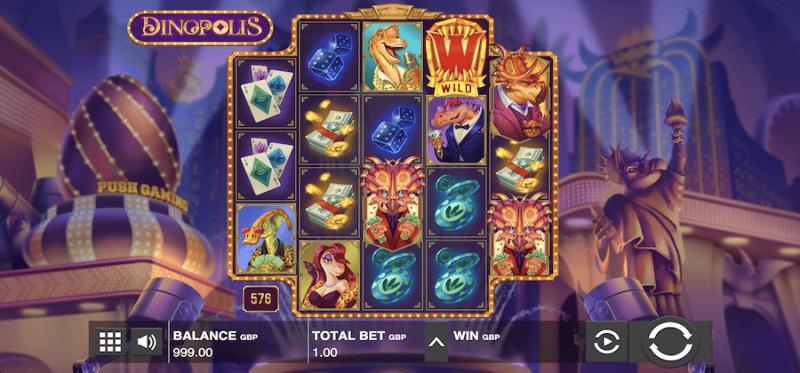 Dinopolis Main Game