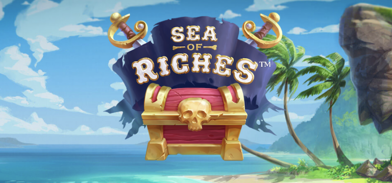Sea of Riches Banner