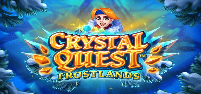 Crystal Quest: Frostlands Banner