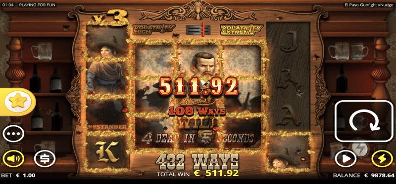 El Paso Gunfight xNudge - 4 Dead in 5 Seconds Respin