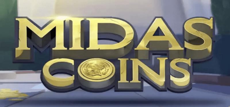 Midas Coins Banner