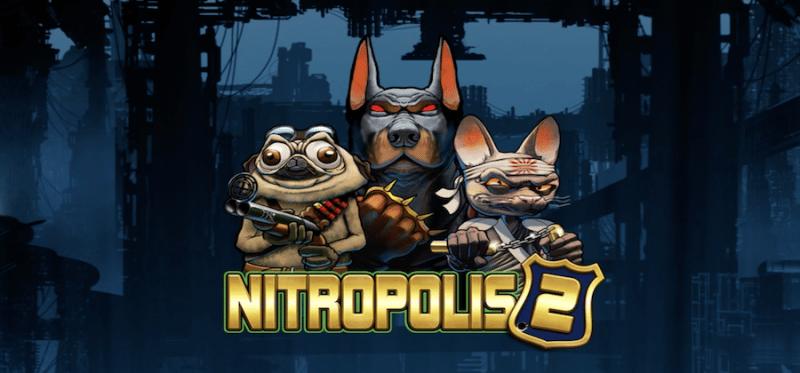 Nitropolis 2 Banner