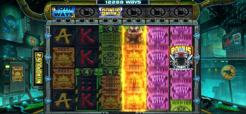 Nitropolis 2 Main Game