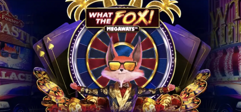 What The Fox Megaways Banner