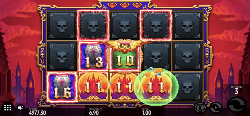 Crimson Cash Bonus Game