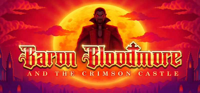 Baron Bloodmore and the Crimson Castle Banner