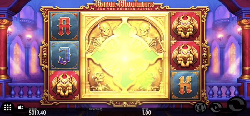 Baron Bloodmore and the Crimson Castle - Massive Mystery Symbol