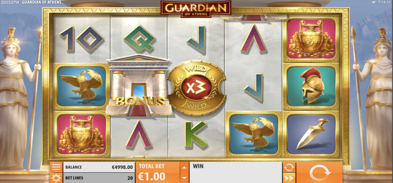 Guardian of Athens - Base Game