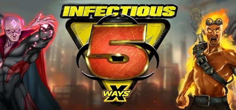 Infectious 5 xWays Banner
