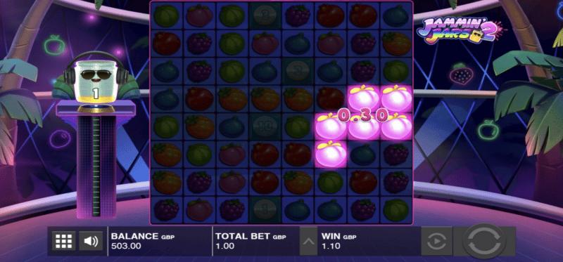 Jammin' Jars 2 - Base Game Win