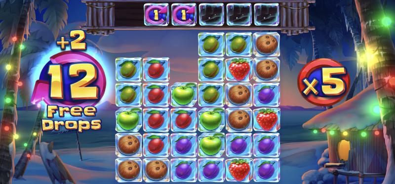 Free Drops Bonus Game