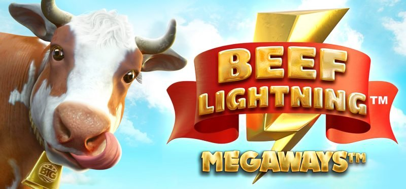 Beef Lightning Megaways Banner