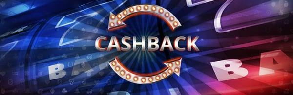 Cashback for casinos