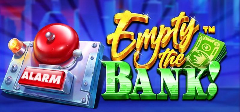 Empty the Bank Banner