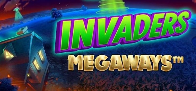 Invaders Megaways Banner