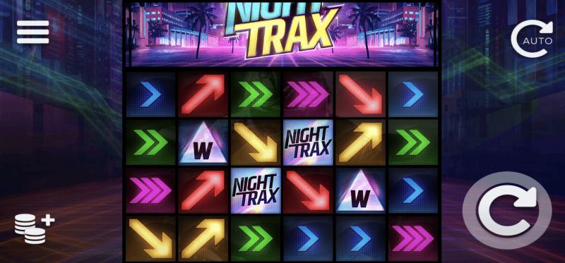 Night Trax Main Game