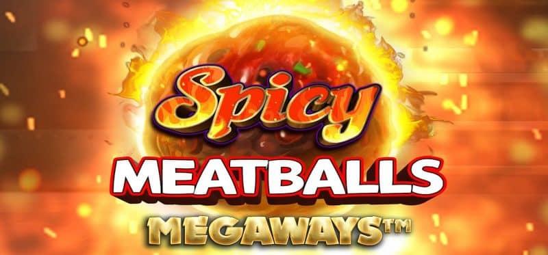 Spicy Meatballs Megaways Banner