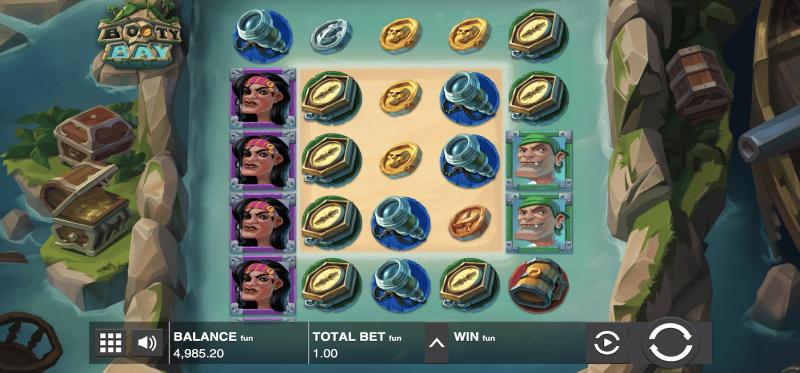 Booty Bay Main Game