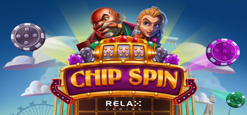 Chip Spin Banner