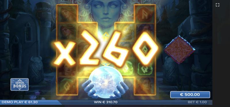 Fate of Fortune - Super Bonus Free Spins