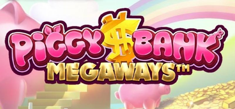 Piggy Bank Megaways Banner