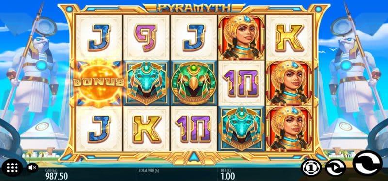 Pyramyth Main Game