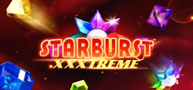 Starburst XXXtreme Banner