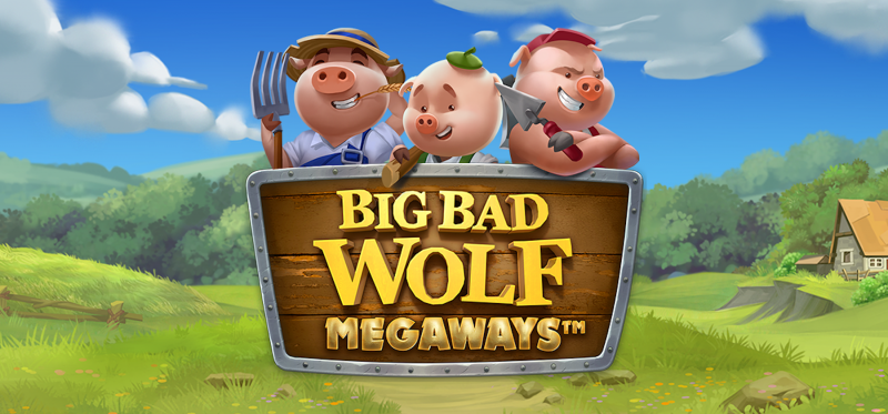 Big Bad Wolf Megaways Banner